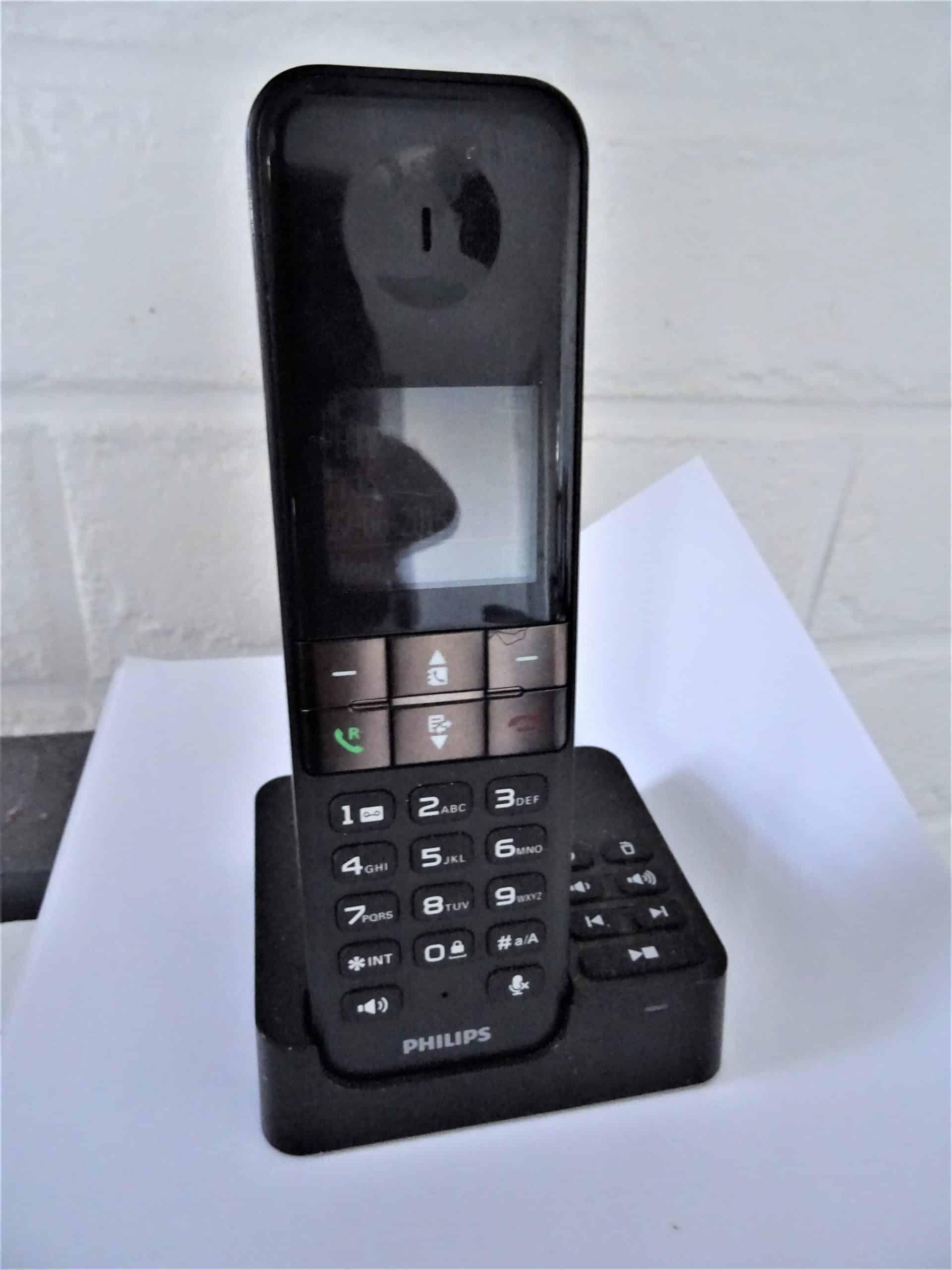 Vends Téléphone fixe sans fil PHILIPS