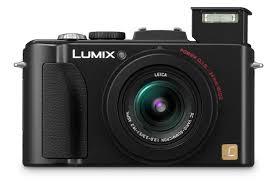 Appareil photo compact expert Panasonic LX-5