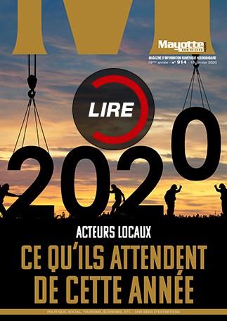 Mayotte Hebdo n°914