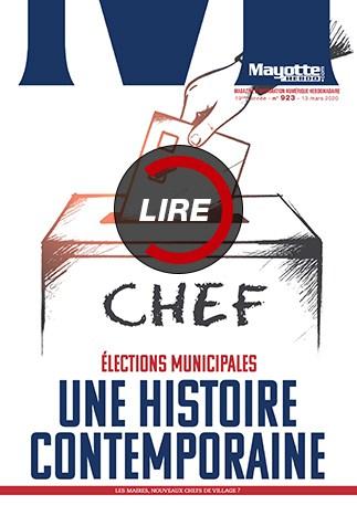 Mayotte Hebdo n°923