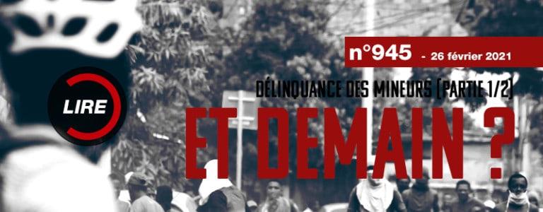 Mayotte Hebdo n°945