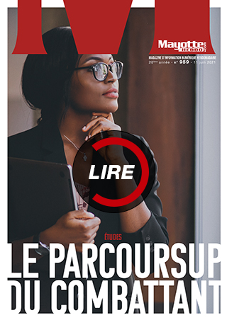 Mayotte Hebdo n°959