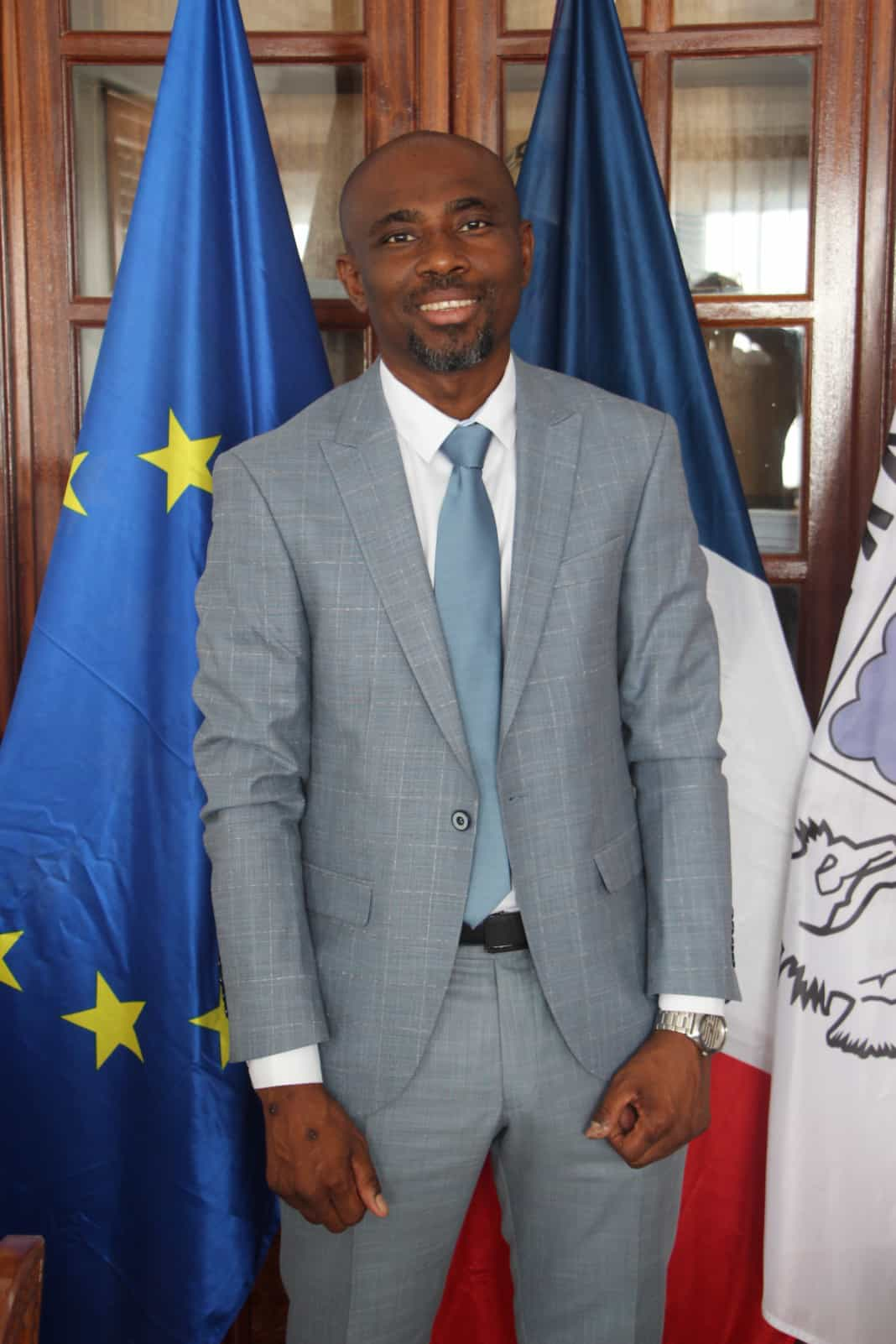 president-departement-ben-issa-ousseni