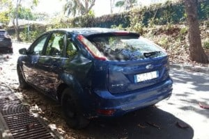 à vendre une ford focus 2 phase 2   1.6 16v