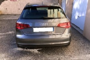 AUDI A3 SPORTBACK 1.6 TDI ATTRACTION 110