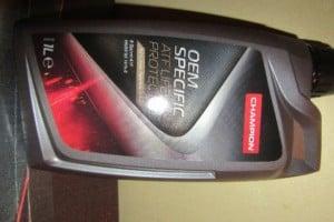5 litres d'huile pour boîte automatique – Spécifications BMW