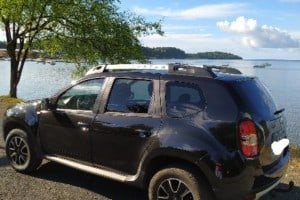 VENDS DACIA DUSTER BLACK TOUCH ANNEE 2017 54 000 Km