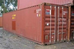 ventes des conteneures